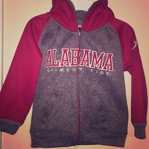 Other - College spirit, toddler boys hooded jacket